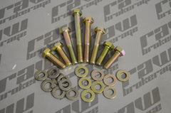 Nubis Oil Pump Bolt Kit - RB20 RB25 RB26