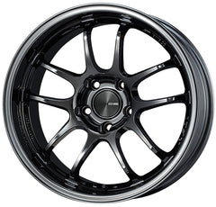 Enkei PF01EVO 18x9.5 12mm Offset 5x114.3 75mm Bore SBK Wheel