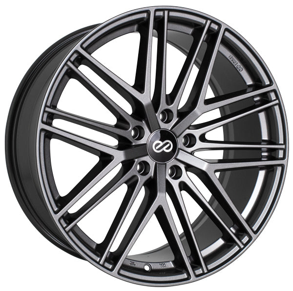 Enkei Phantom 18x8 40mm Offset 5x120 72.6mm Bore Anthracite Wheel