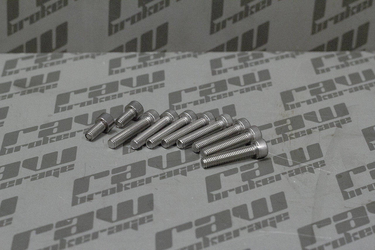 Nubis Coilpack Cover Bolt Kit - RB26