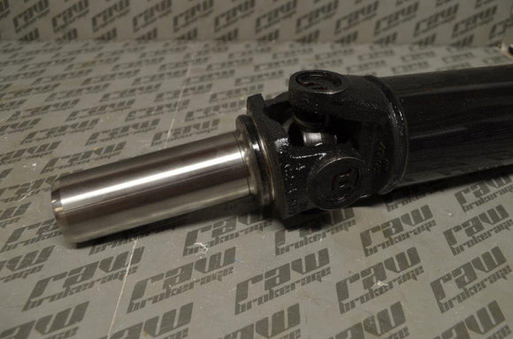 Raw Brokerage Steel Driveshaft for Nissan 240sx S13 for RB25 RB26 swaps