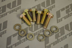 Nubis Rear Main Seal Bolt Kit - RB20 RB25 RB26