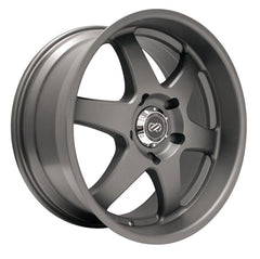 Enkei ST6 18x8.5 30mm Offset 6x135 87mm Bore Matte Gunmetal Wheel