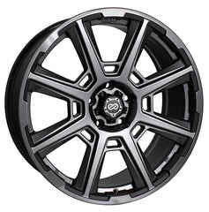 Enkei Storm 17x7.5 45mm Offset 5x114.3 72.6mm Bore Anthracite Wheel