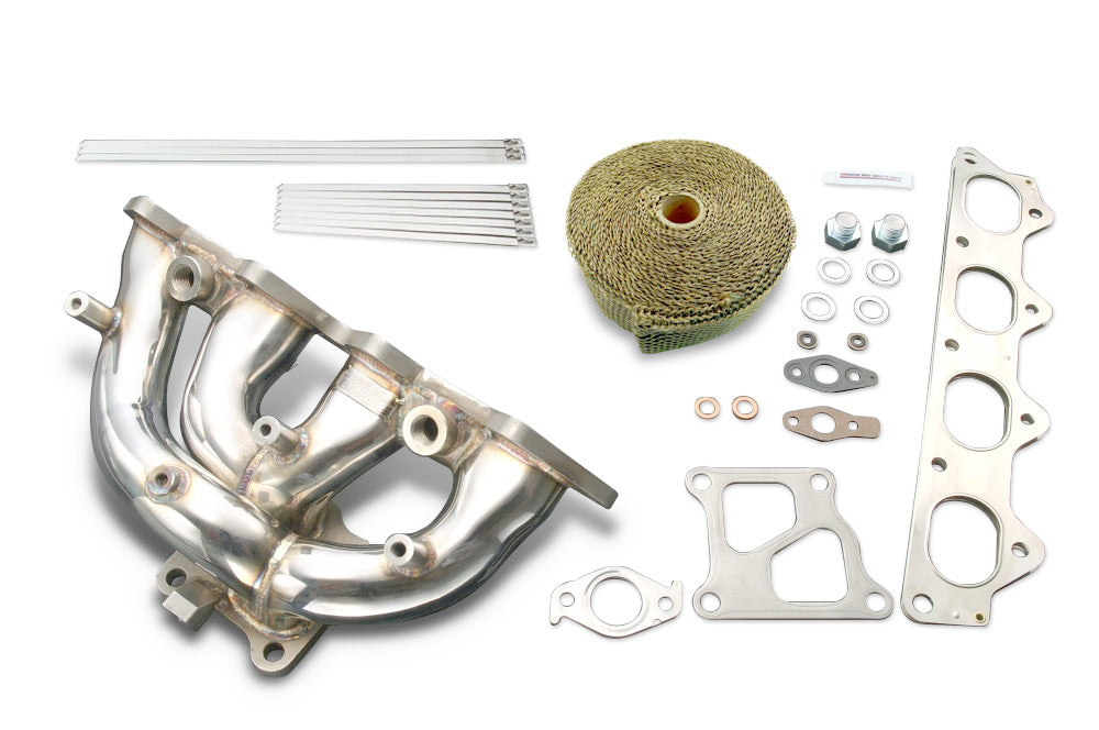 Tomei EXHAUST MANIFOLD KIT EXPREME 4G63 EVO4-9 with TITAN EXHAUST BANDAGE (Previous Part Number 193083)
