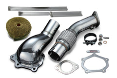 Tomei OUTLET COMPONENT KIT EXPREME 4B11 CZ4A with TITAN EXHAUST BANDAGE (Previous Part Number 433001)