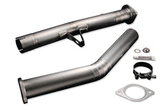 Tomei FULL TITANIUM CAT STRAIGHT PIPE KIT EXPREME Ti ZN6/ZC6 TYPE-60 (Previous Part Number 431005)