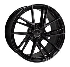 Enkei TD5 18x9.5 38mm Offset 5x114.3 72.6mm Bore Pearl Black Wheel