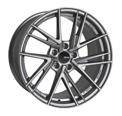 Enkei TD5 18x9.5 38mm Offset 5x114.3 72.6mm Bore Storm Gray Wheel