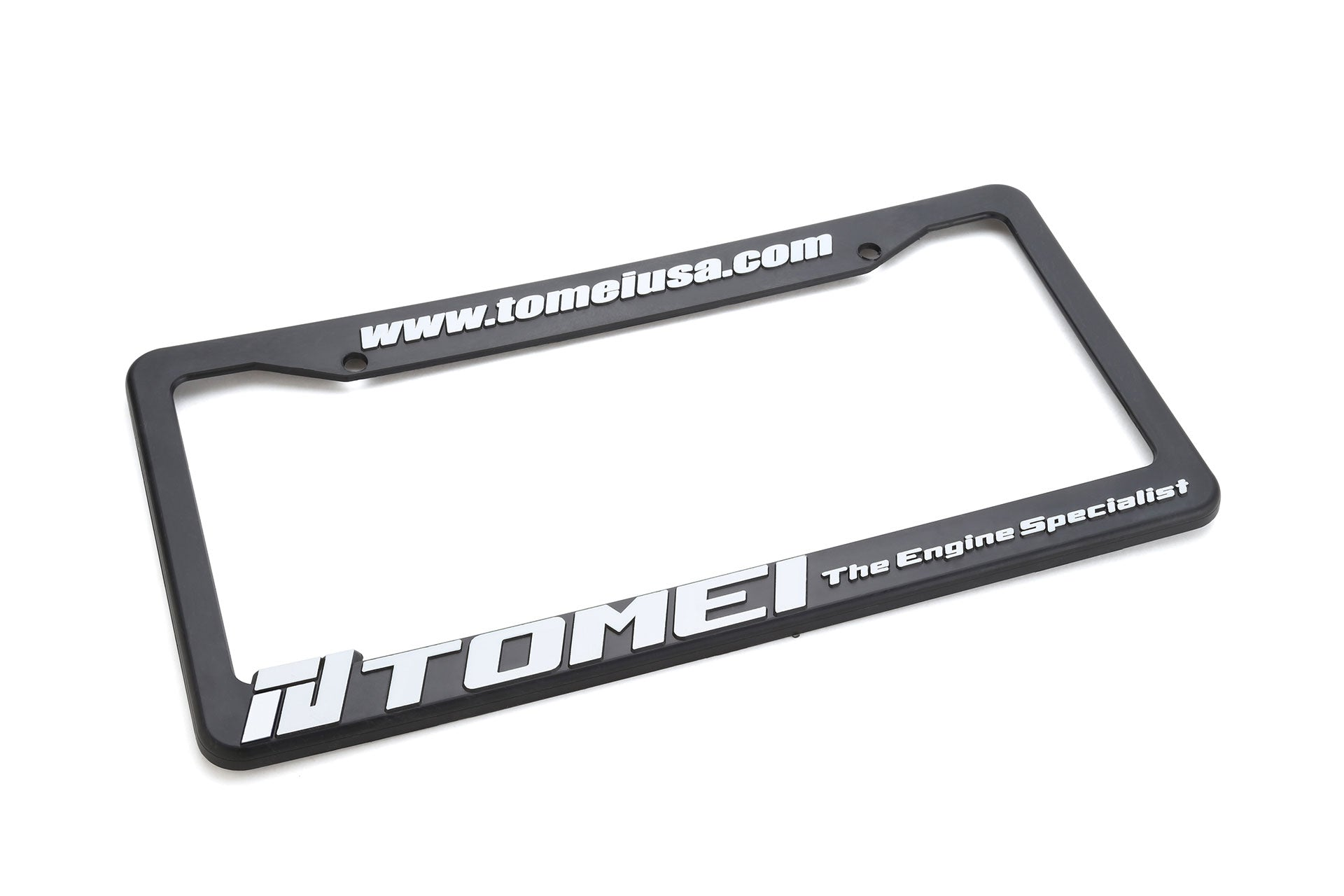 Tomei LICENSE PLATE FRAME 2016
