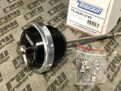 Turbosmart Universal IWG75 Borg Warner EFR Twin Port B2 Single Scroll 160mm Rod Black 14PSI IWG