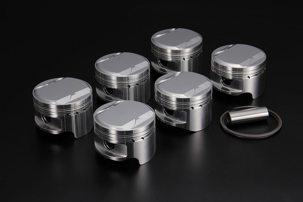 Tomei FORGED PISTON KIT RB26DETT 87.0mm VALVE RECESSED