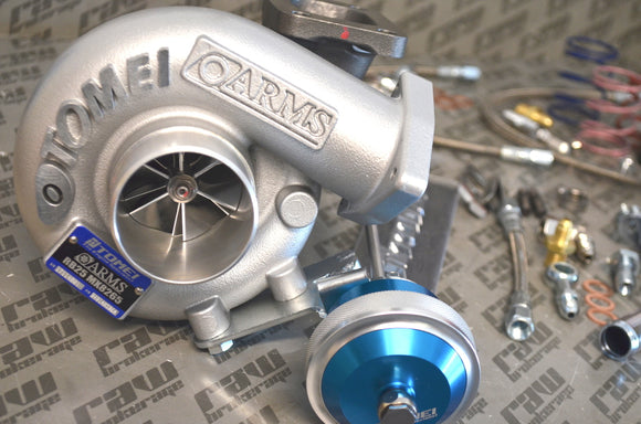 Tomei Turbocharger Kit ARMS MX8265 RB25DET