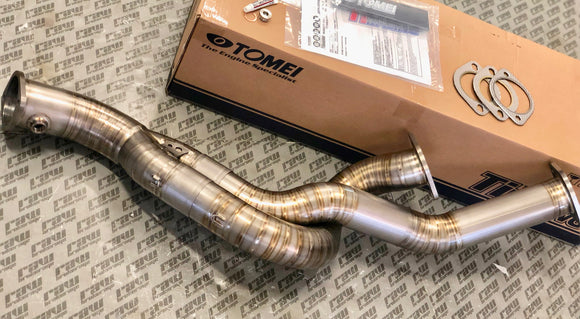 Tomei Expreme Ti Titanium Downpipe for Nissan Skyline RB26 R32 R33 R34