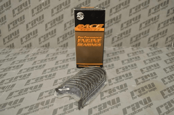 ACL 6B2960H-.50 Race Series Rod Bearing Set (+0.50mm) - RB25 RB26