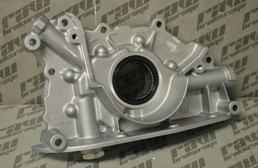 Nissan N1 Oil Pump RB26 RB25 RB20 RB30