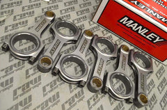 Manley H-Beam Connecting Rods RB25DET RB26DETT