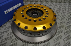 OS Giken Quad Plate Clutch w/ Floating Center Hub - BNR34 RB26