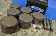 Supertech Forged Pistons Kit 78.5mm 8.5:1 CR for Nissan RB20DET
