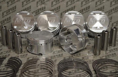 Nitto Forged Pistons for Nissan RB26 - 87.0mm (+.040