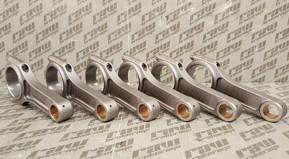 Nitto Performance Engineering I-Beam Connecting Rod RB25 RB26