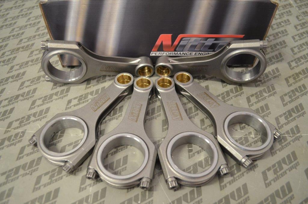Nitto Performance Engineering H-Beam Connecting Rod RB25 RB26