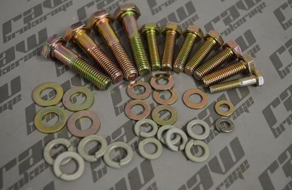 Nubis Water Pump Bolt Kit RB20 RB25 RB26