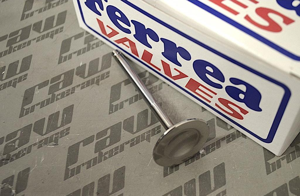 Ferrea Competition Plus Intake Valve [STOCK SIZE] R34 NEO RB25DET