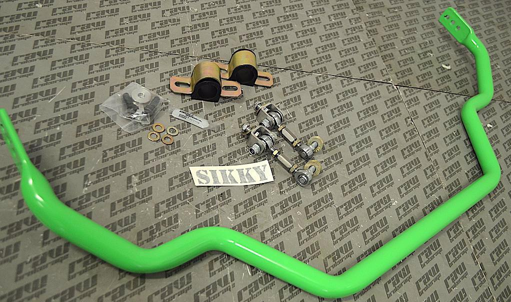 Sikky 32mm Front Sway Bar Nissan 240sx S14 (RB20 RB25 RB26 Swaps)