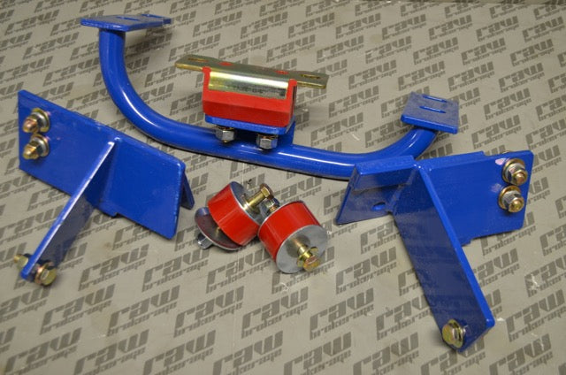 McKinney RB26DETT Motor Mount Kit - 240sx