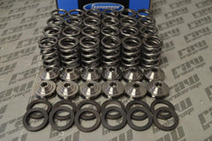 Supertech 2081 Single Valve Spring Kit w/ Titanium Retainers for Nissan RB25DET (for Hydraulic Lifters)
