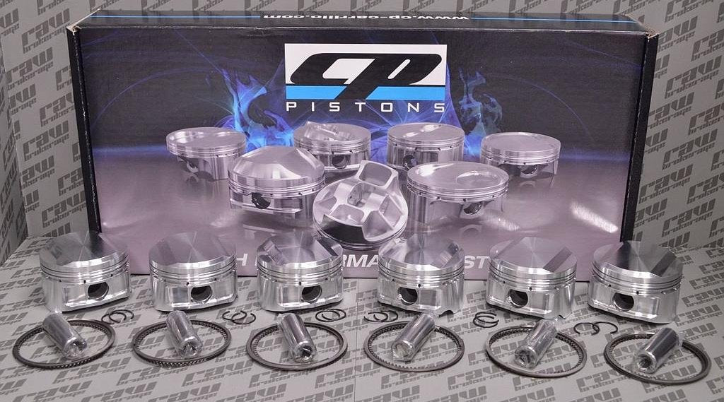 CP SC7310 Forged Pistons RB26DETT (86.5mm / 8.5:1)