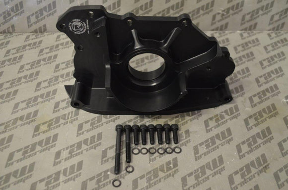 Ross Tuffbond Billet Oil Pump Blanking Plate for Nissan RB26 RB25 RB20