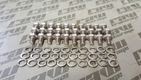 Nubis Oil Pan Bolt Kit RB20 RB25 RB30