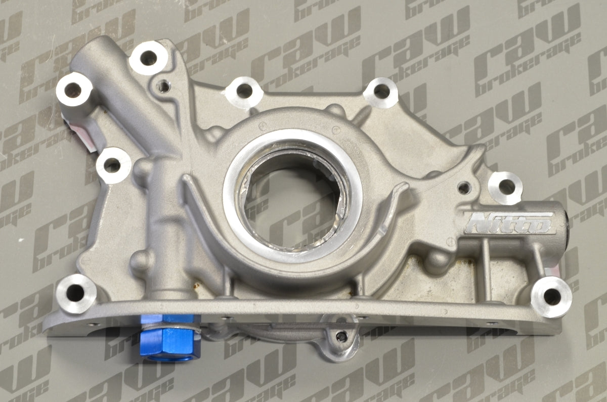 Nitto Performance Engineering High Volume Oil Pump for RB26 RB25 RB20