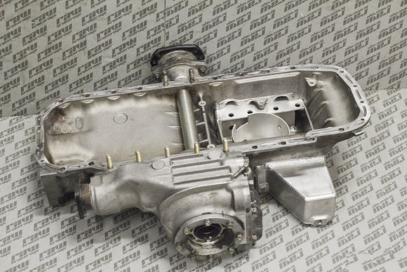 Raw Brokerage AWD Enlarged Oil Pan - RB26DETT