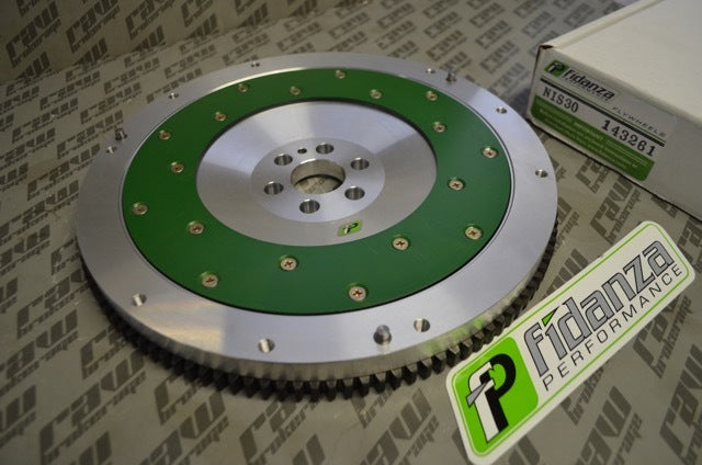 Fidanza Aluminum Flywheel for Nissan RB20 RB25 RB26