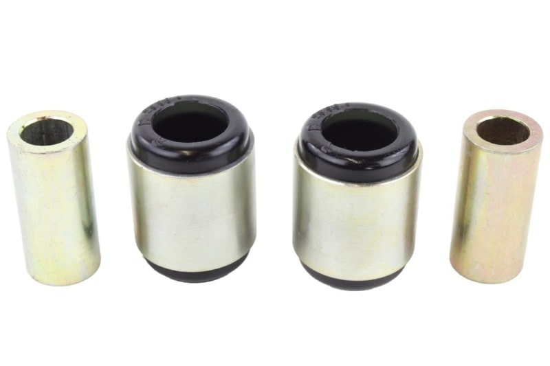 Whiteline Rear Lower Outer Control Arm Bushing Kit - Nissan 350Z (Z33)