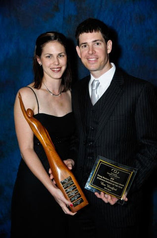 Ben and Glenda, Chamber of Commerce Business Awards