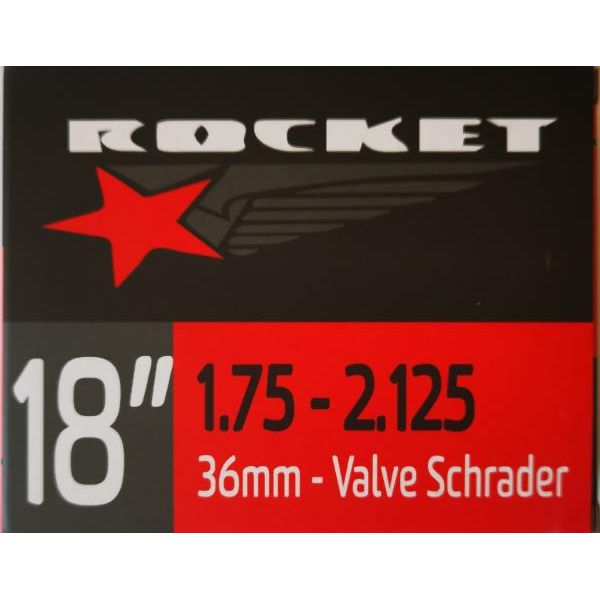 ROCKET TUBE 18 X 1.75/2.125 SV 36MM