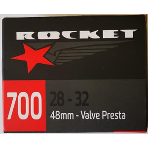ROCKET TUBE 700 X 28/32 PV 48MM