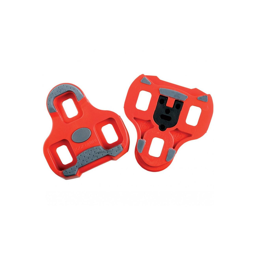CLEAT LOOK KEO RED - GRIP
