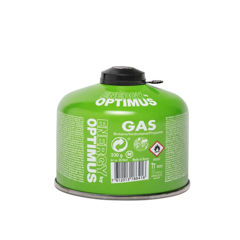 OPTIMUS 230G GAS CANISTAR