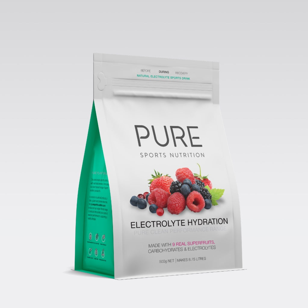 PURE ELECTROLYTE HYD SUPERFRUITS 500G