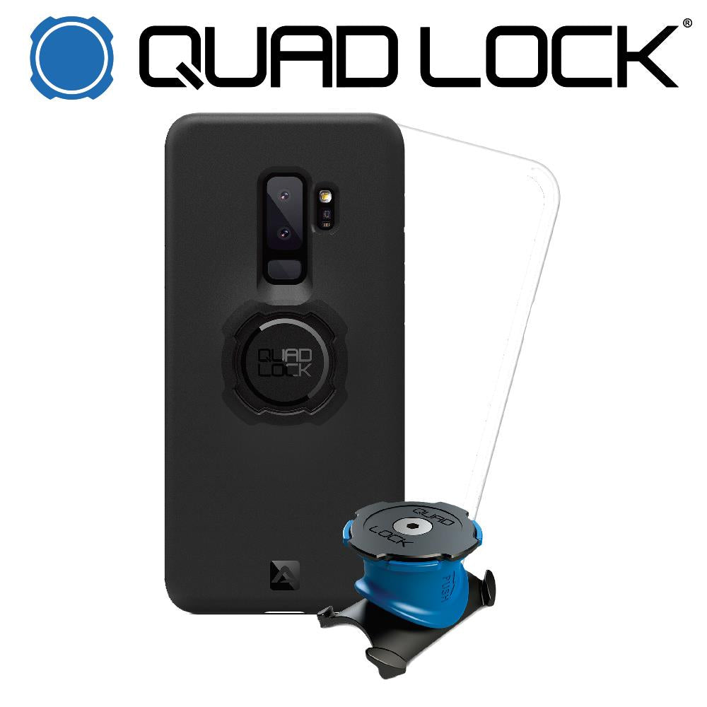 QUADLOCK BIKE KIT GALAXY S9 PLUS