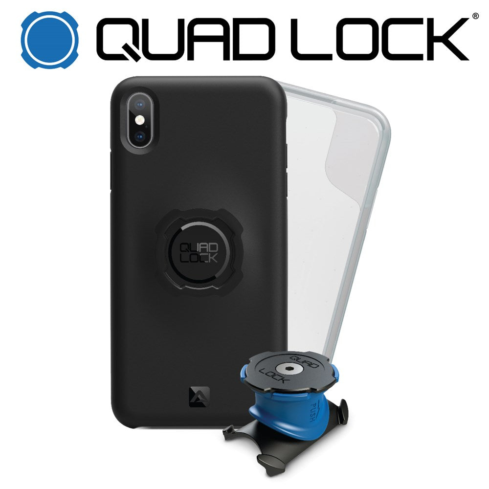 QUADLOCK BIKE KIT IPHONE XMAX