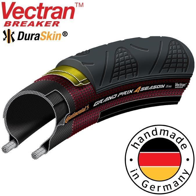 CONTINENTAL GP 4 SEASON FLD 700X25C
