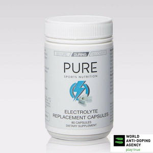 PURE ELECTROLYTE REPLACEMENT CAPSULES 80
