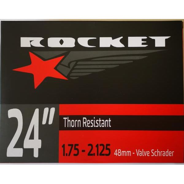 ROCKET THORNPROOF TUBE 24 X 1.75/2.125 SV