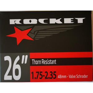 ROCKET THORNPROOF TUBE 26 X 1.75/2.35 SV 48MM